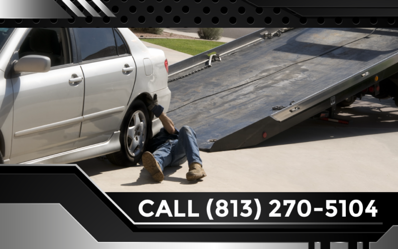 Picking The Right Towing Company