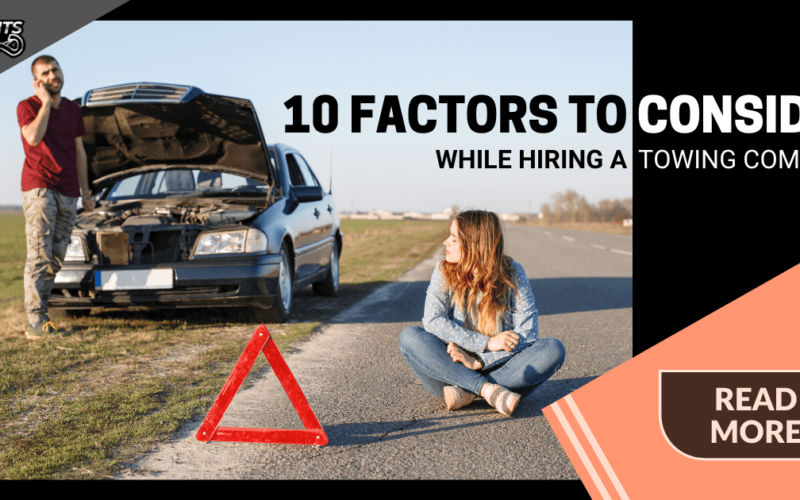 10 Factors to Consider During Towing Company Hiring