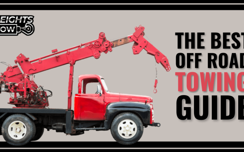The Best Guide for Off Road Towing
